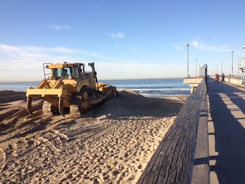 Venice Sand Berms