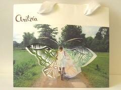 Aritvia 3D butterfly
