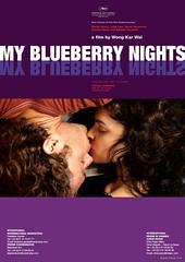 蓝莓之夜My Blueberry Nights(2007)_文艺的调调,暖暖的爱着