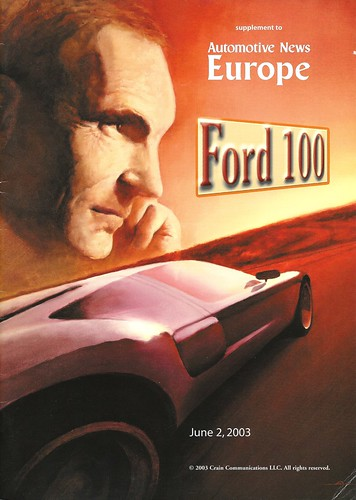 Ford 100 (Automotive News Europe)
