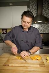Chef Mark Plouffe of Yellowknife