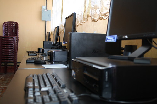 El Pedregal Computer Lab