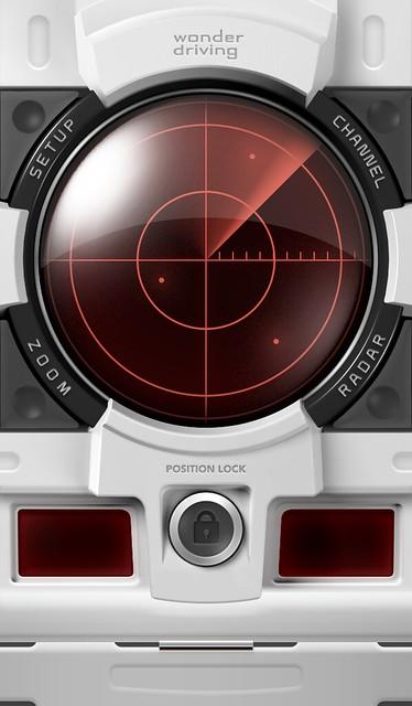 Radar Maps (white)