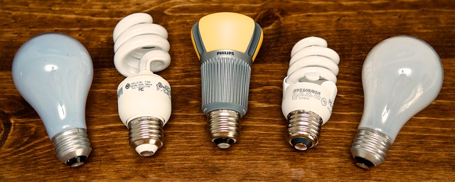Light Bulbs - A Short History