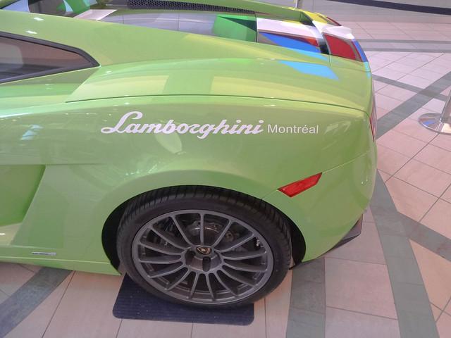 Lamborghini Montréal
