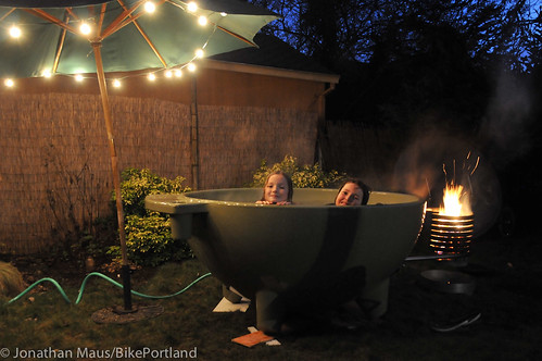 Trying out the Dutchtub-8