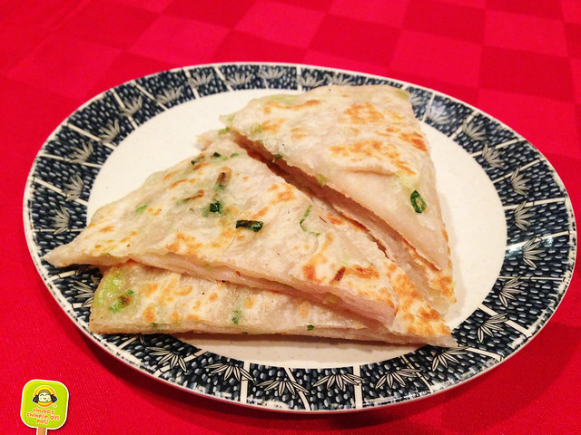 456 Shanghai Cuisine - scallion pancake
