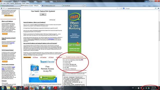 20 feb - IP address