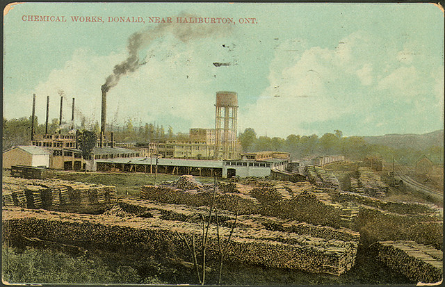 Standard ChemToronto-Public-Library-Postcard-pcr-6631