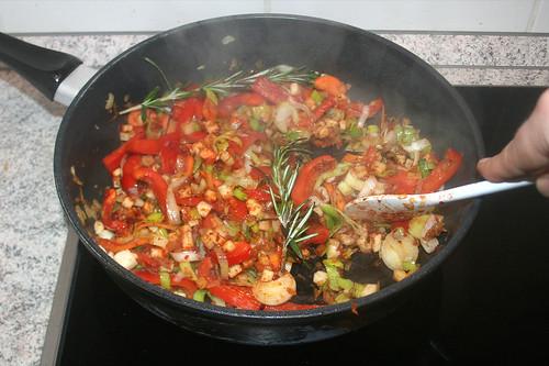46 - weiter anbraten / Continue roast