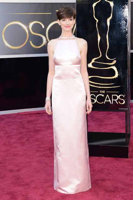 Anne Hathaway de Prada