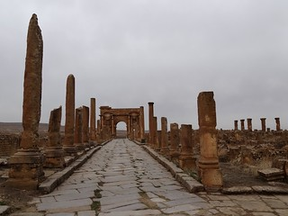 See the ruins of Roman town at Lambaesis near Batna  - Things to do in Batna