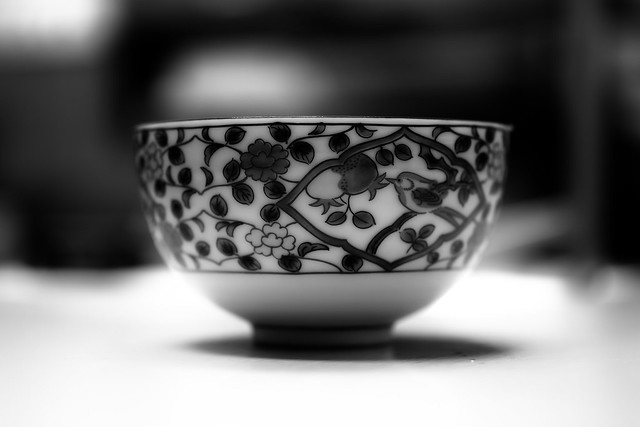 モノクロの食卓