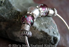 Pride and Prejudice Inspired Bracelet