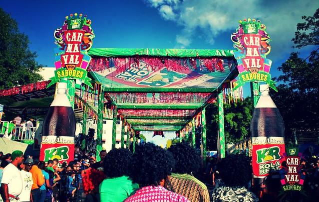 Carnaval de Sabores - Kola Real