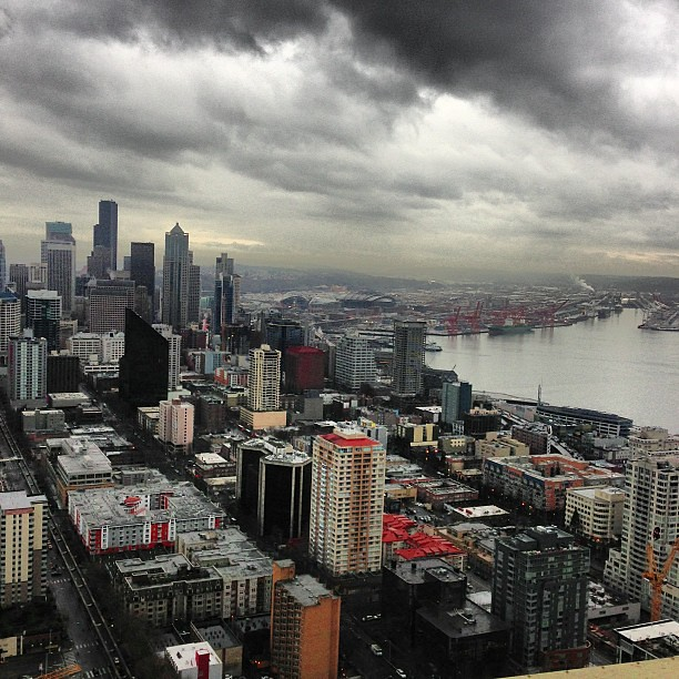 Hello Seattle!