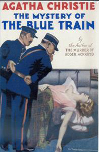 Agatha Christie, Mystery of Blue Train