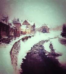 El sueño del invierno!