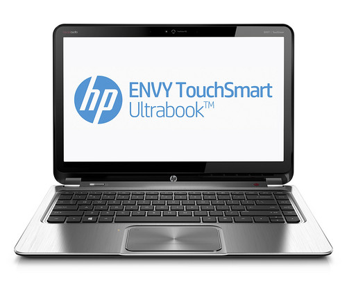 HP TOUCHSMART ENVY ULTRABOOK