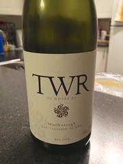 2011 Te Whare Ra Sauvignon Blanc