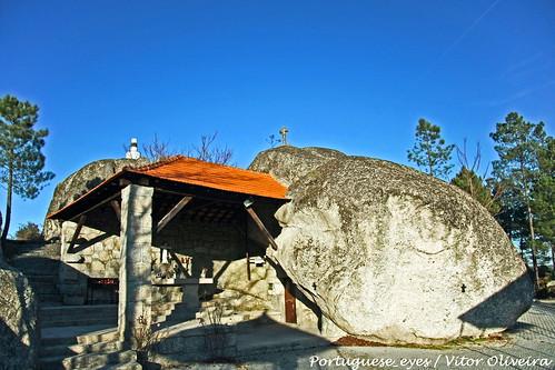Santuário do Senhor da Agonia - Avelal - Portugal