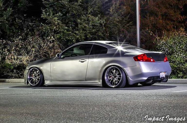Lowest Slammed G35? Post pictures & suspension.. - Page 38 ...