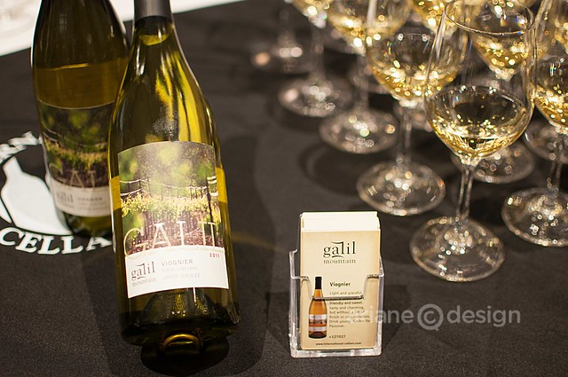 Flavours of the Festival/Gail Mountain Viognier 2011