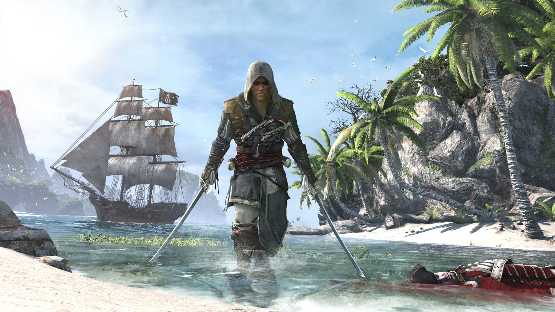 Black Flag Screen 2