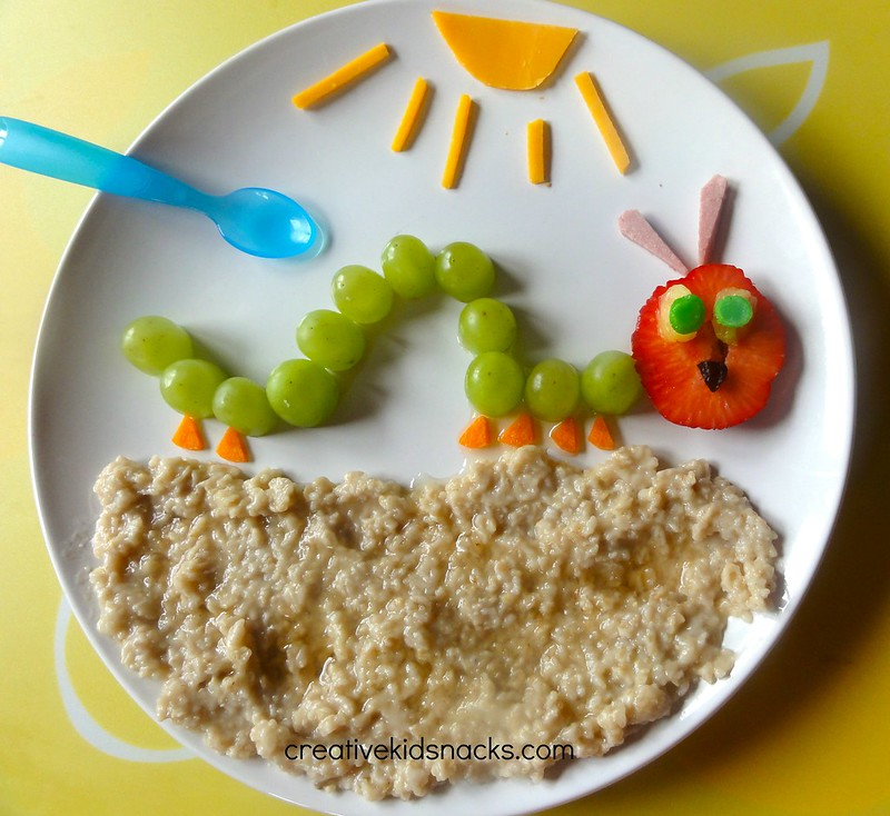 Very Hungry Caterpillar: Creative Kid Snacks