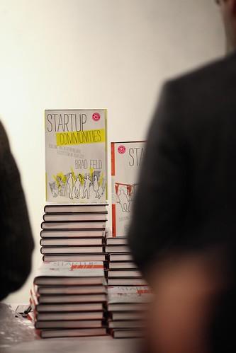 Brad Feld's Startup Communities Book