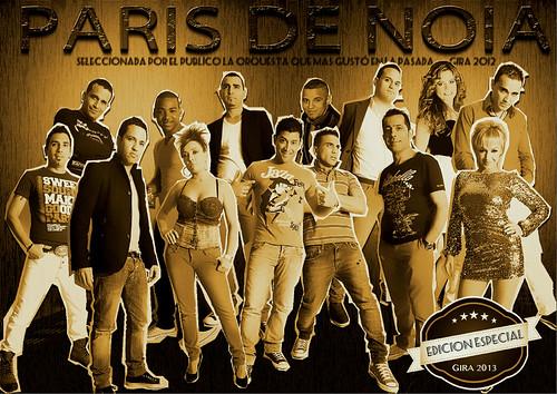 París de Noia 2013 - orquesta - cartel