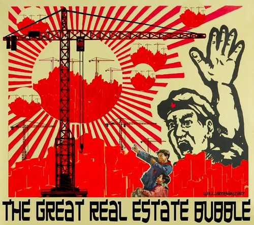 THE GREAT REAL ESTATE BUBBLE by Colonel Flick/WilliamBanzai7