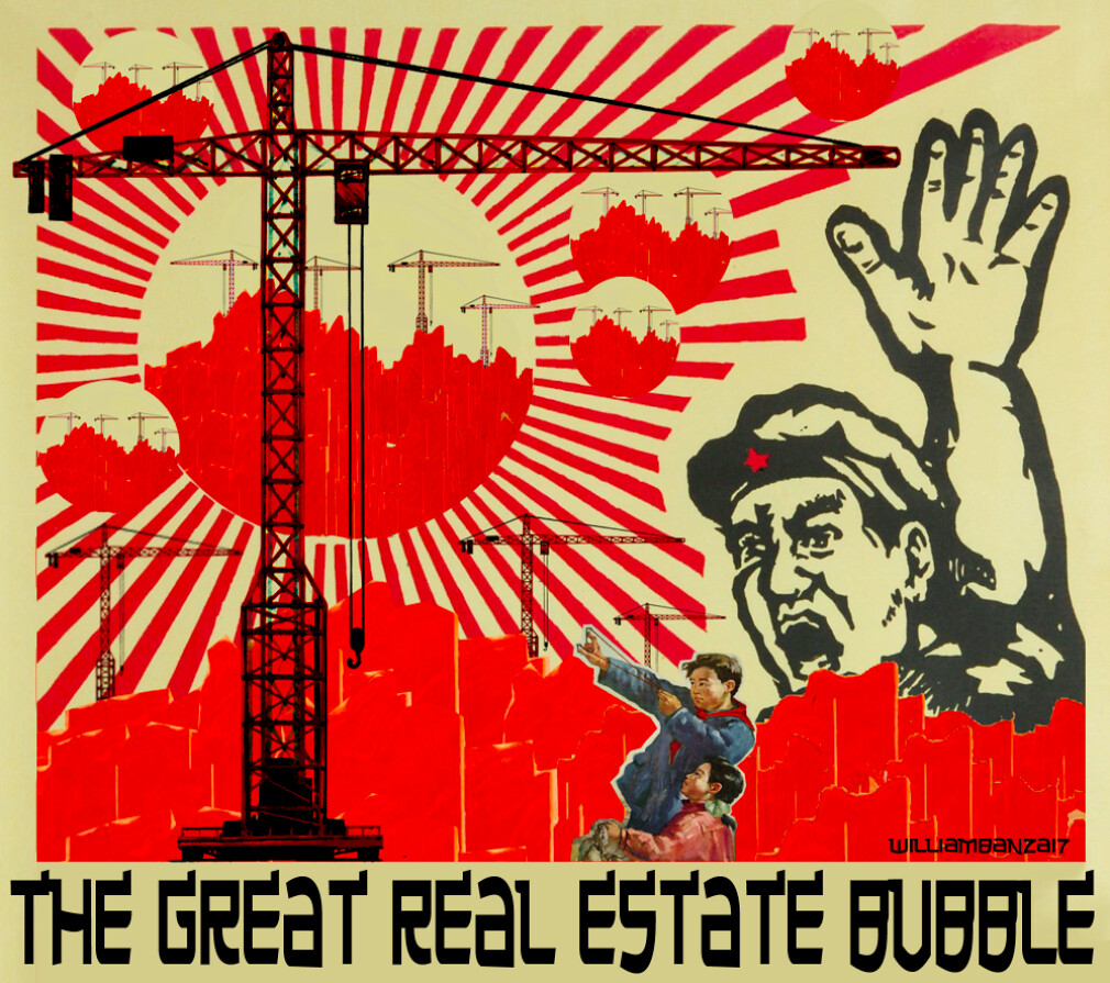 THE GREAT REAL ESTATE BUBBLE