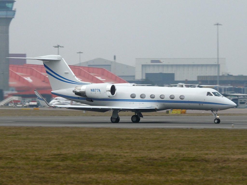 N877A - GLF4 - Jet Aviation Flight Services