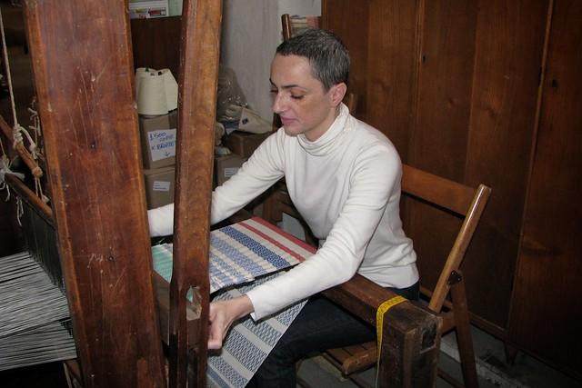 brozzetti italian textiles weaving