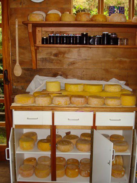 Seelye Family organic cheese & jams