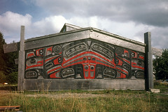 Totem Poles and Long Houses of British Columbia ... 1980