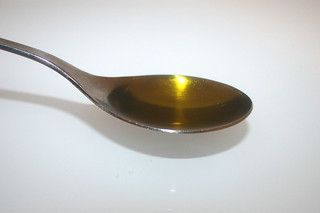10 - Zutat Olivenöl / Ingredient olive oil