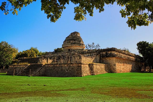 Chichén Itzá MEX -  Caracol 05