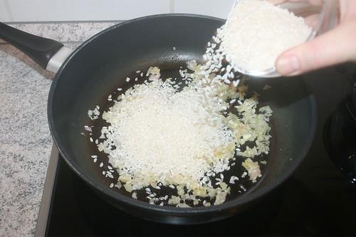 18 - Reis hinzufügen / Add rice