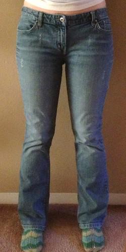 Jeans Refit - After