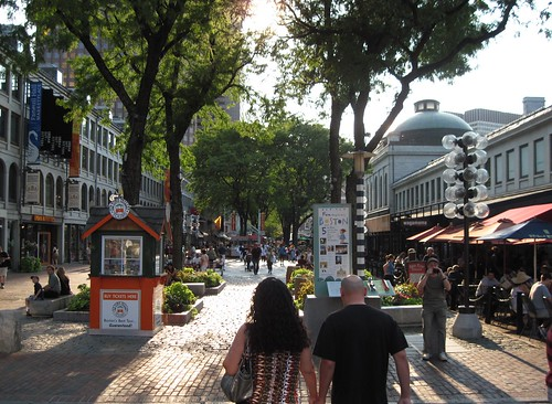 Quincy Market, Boston (c2013 FK Benfield)