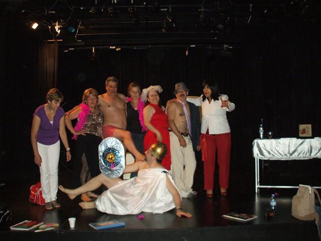 Red Calidad de Vida - Taller de Expresión Teatral