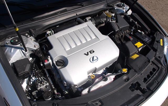 2013 Lexus ES 350 8