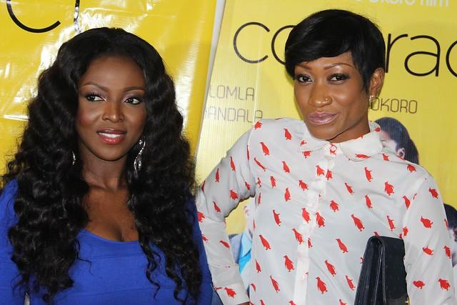 Yvonne Okoro and Oge Okoye (2)