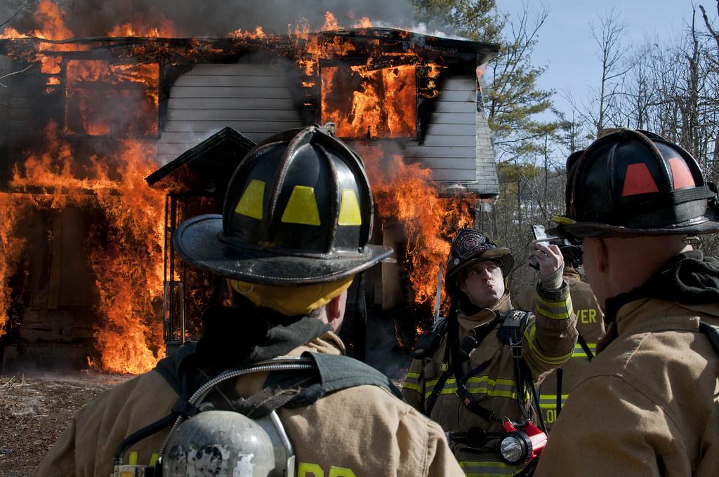 Practice burn