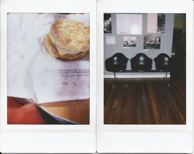 weekend polaroids