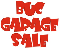 BUC Garage Sale