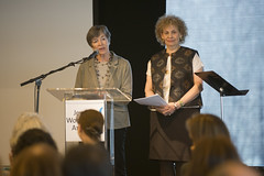 Event Co-Chairs Nicki Newman Tanner & Susan Levin Schlechter