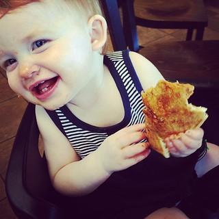 Pizzzaaaaaa!!! #millerpaige